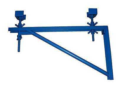 WESTERN STYLE BRIDGE OVERHAND BRACKET