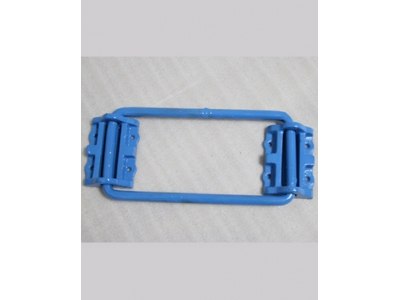 4''x4'' shore clamp